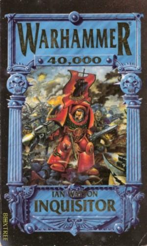 The Inquisition War de Ian Watson Inquisitor