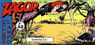 Seminoles (n.43/44/45) 38