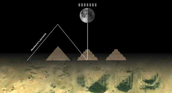 Giza – the Time Machine  AG_Menkaure2