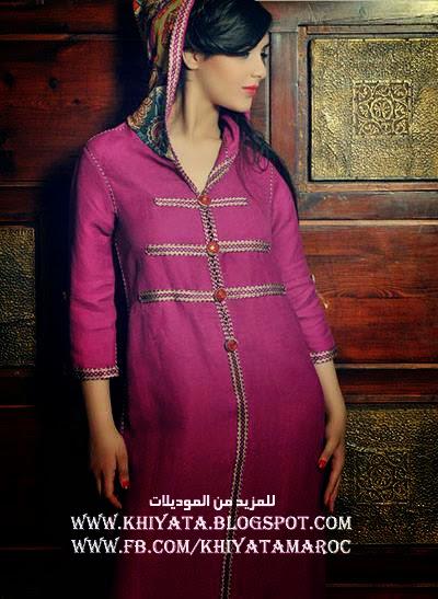 جلابة مغربية 2014-2015 1798488_589361774472292_375746186_n
