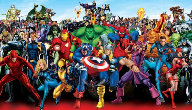 [Enquete] Qual personagem Marvel você gostaria de ter na linha Art Scale 1/10 da Iron Studios? Marvel-heroes