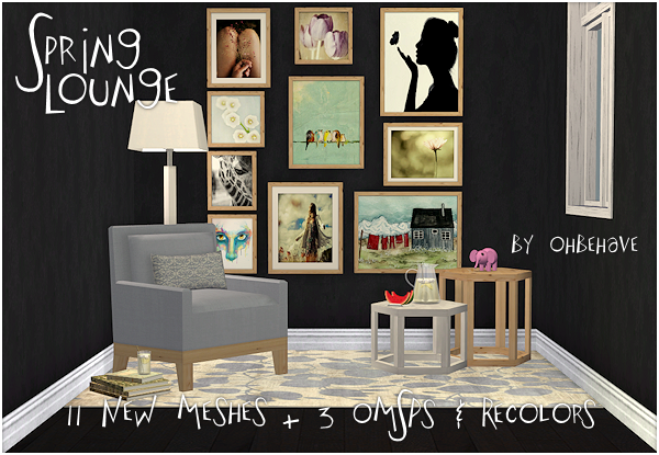 Spring Lounge SpringLounge1