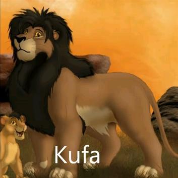 Los personajes que no aparecen en la película Kufa