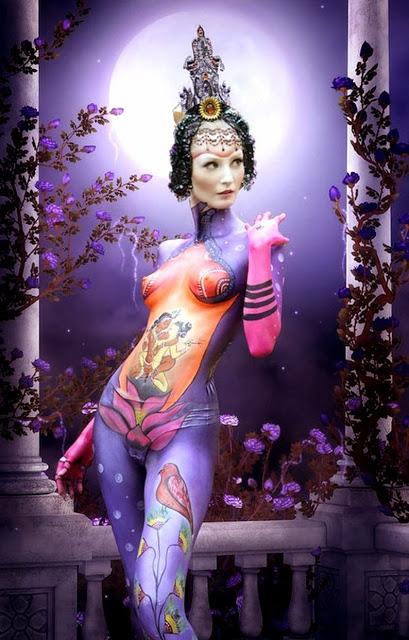 Bienvenidos al nuevo foro de apoyo a Noe #246 / 18.04.15 ~ 21.04.15 - Página 40 Best-art-body-painting