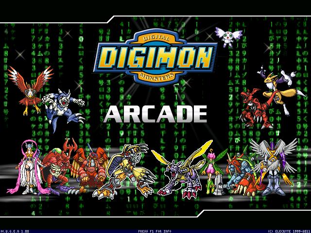 Fan Made Digimon Games Digimon_mugen