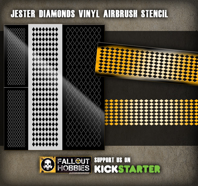 Fallout Hobbies Custom Decals Shop Kickstarter Product%2BShot-Vinyl%2BJester%2BDiamond