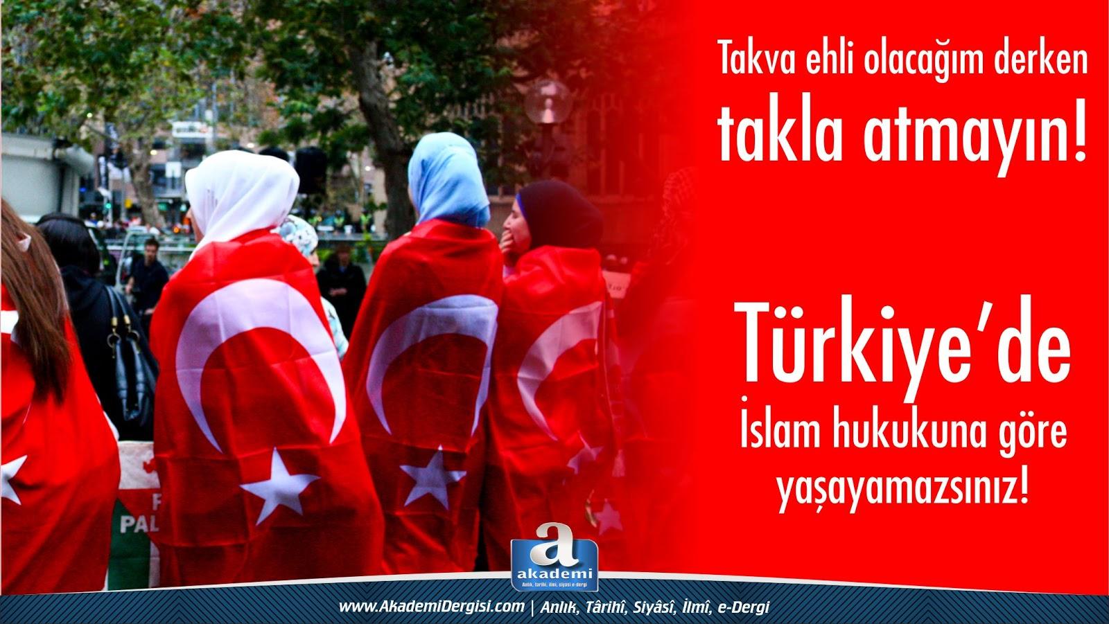 Türkiye'de İslam Akademi-e-dergi-molla-olacagim-derken-takla-atmayin-turkiye-de-muslumanca-yasayamazsiniz-mehmet-fahri-sertkaya-darul-harp-darul-islam-c%25C3%25BCbbeli-ahmet-hoca-ismailaga