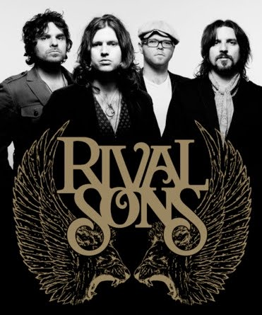 El futuro del rock setentero: Rival Sons Rivalsons