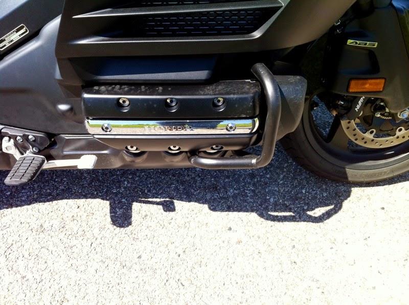 Jim essaie la Honda 1800 F6B IMG_2045