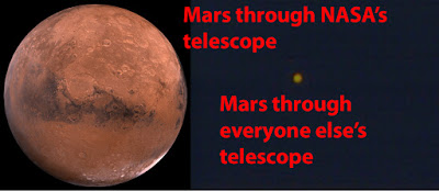 200 Proofs Earth is Not a Spinning Ball Mars-truth