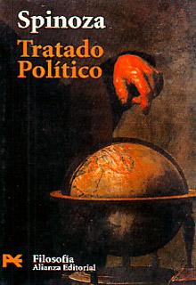"""""""Tratado Politico"""" - libro de Baruch Spinoza - publicado tras su fallecimiento, en 1677 (en castellano en 1986) - en los mensajes está el libro de Spinoza: """"Ética demostrada según el orden geométrico"""" Tpspinoza"""