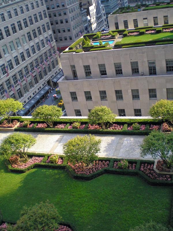 حدائق فوق الأبنية 3