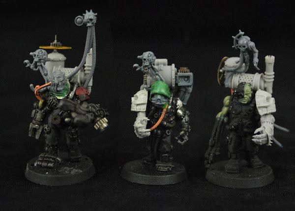 Warhammer 30k Sons of Horus  Dark_Mechanicus_WIP_12