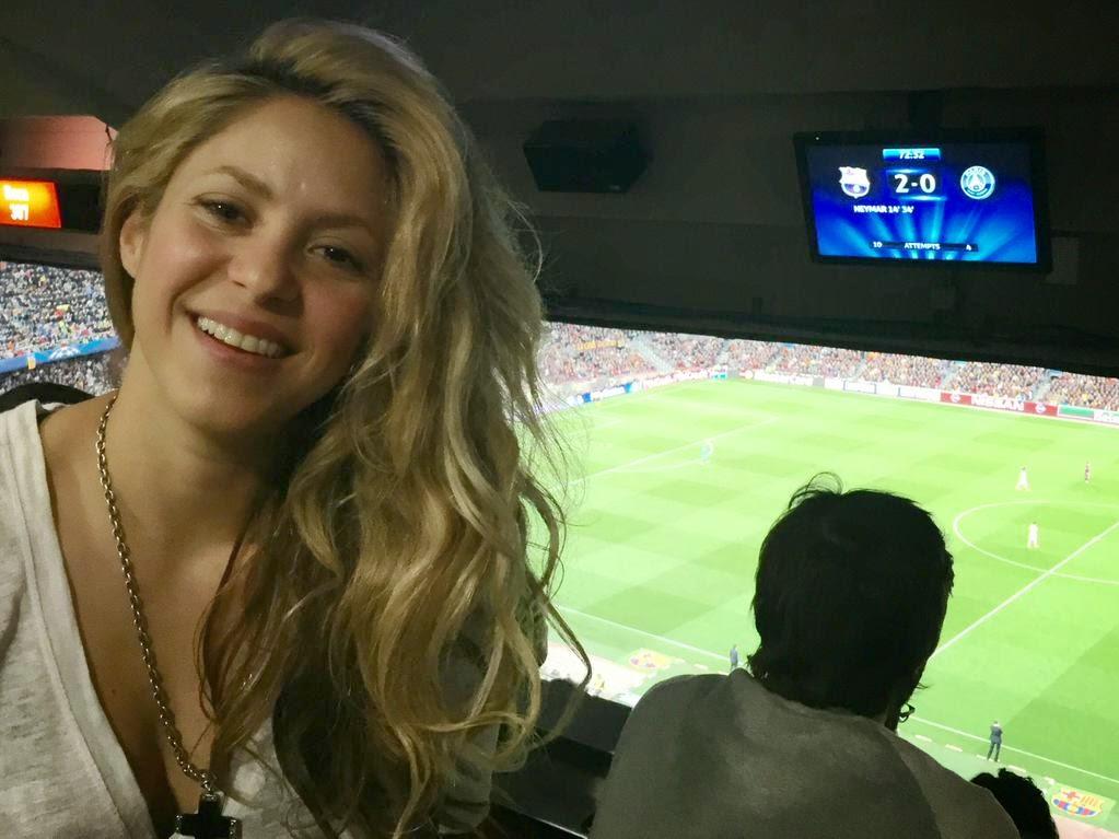 Redes sociales » @Shakira - Página 9 CDJNWsxW0AAIwyq