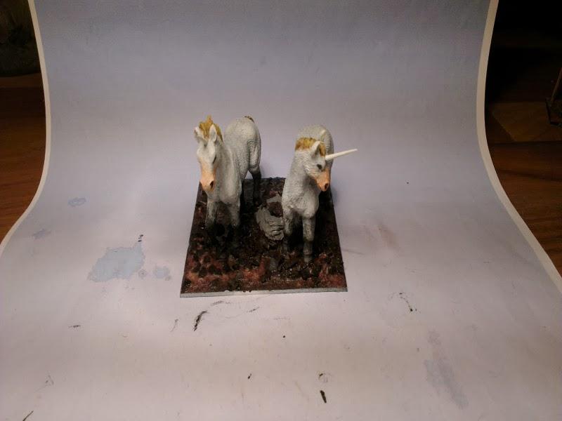 Hordes of the things unicorns WIPEinhornHP1