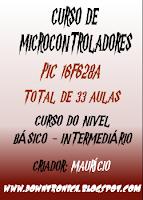 Curso Básico de Microcontroladores em Vídeo Aula - PIC16F 2