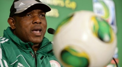 Stephen Keshi blasts Nigerian fans for insulting him and his family Coach-Stephen-Keshi
