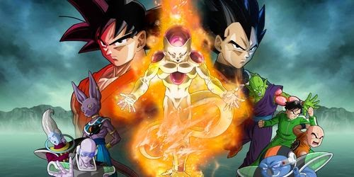 La nueva pelicula de Dragon Ball sera: Dragon Ball Z: Fukkatsu no F  Dragon%2Bball