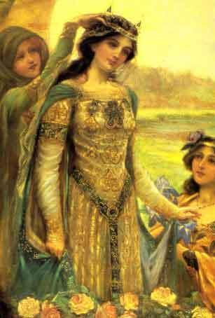 Gazeta de Demacia Medieval_wedding_bride_princess_vestido_noiva_medieval