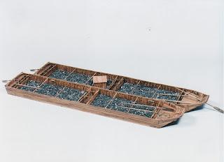 chalands de la loire sous ancien régime Sapines