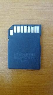 Les premiers retours du Magic MicroSD Adaptor Img410