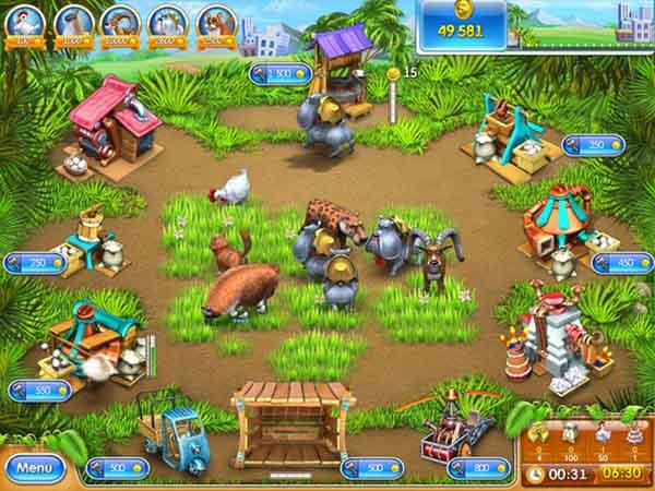 تحميل افضل العاب خفيفة للكمبيوتر 2013 (اكثر من 50 لعبة) Farm-frenzy