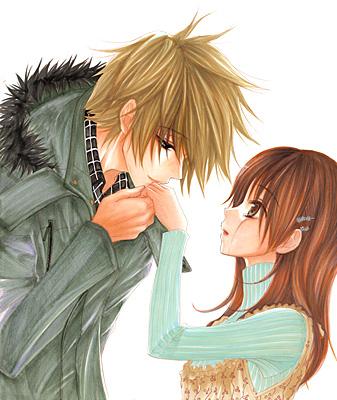 [ON] Sugestões de Animes e Mangás Dengeki-Daisy-manga-series
