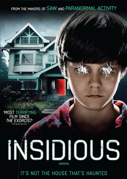 Vos derniers visionnages DVD et  Blu Ray - Page 37 Insidious
