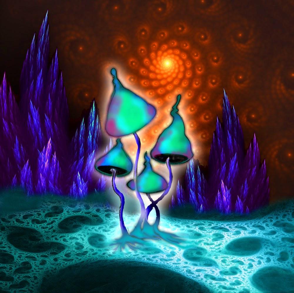 Spiritual Science Magical_Mushrooms