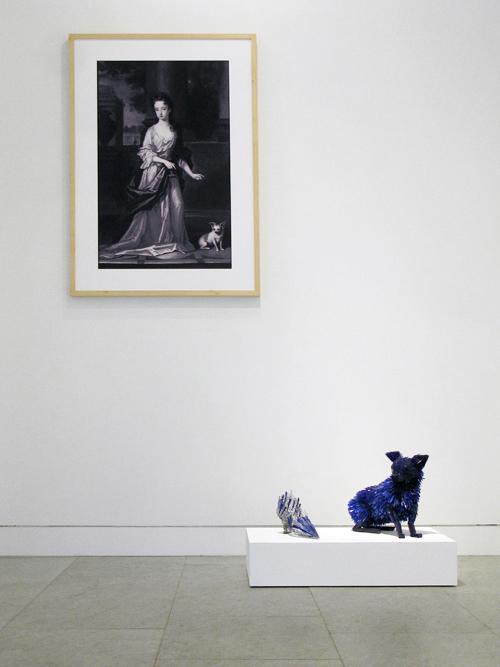 sculpture en verre de Marta Klonowska Ls--MK--pekinese--installation--web_0