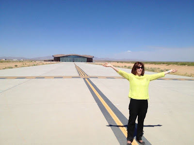 Spaceport America Readies to Welcome Space Tourists  Anderson-wings-out