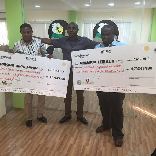 Surebet247 pays bettors N8,065,149.81 few weeks after paying seven million(see pics) 1