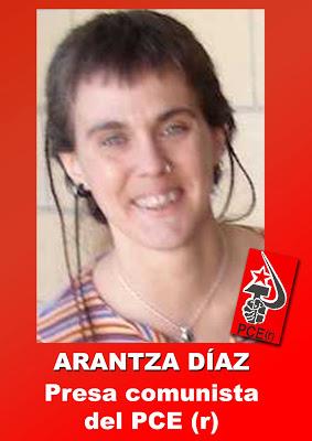 Socorro Rojo Internacional - SRI -  Arantza