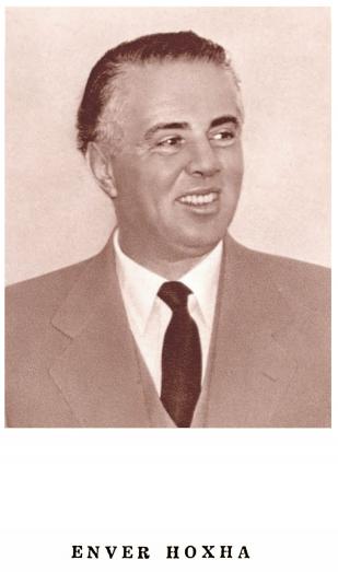 Reflexiones de Enver Hoxha sobre el terrorismo y su incompatibilidad con el marxismo-leninismo Hoxha34