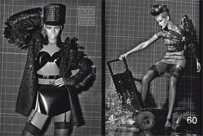 Album >> 'Unapologetic' [10] - Página 2 Rihanna-Vogue-Italia-05