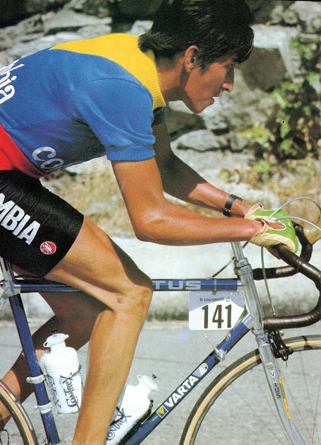 Fotos de Lucho Herrera 1984-Herrera_alpdhuez_1