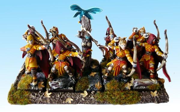 Skavenblight's Wood Elves - Page 2 Glade_guards_02