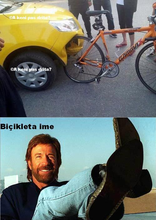 Chuck Norris Cwddfeq