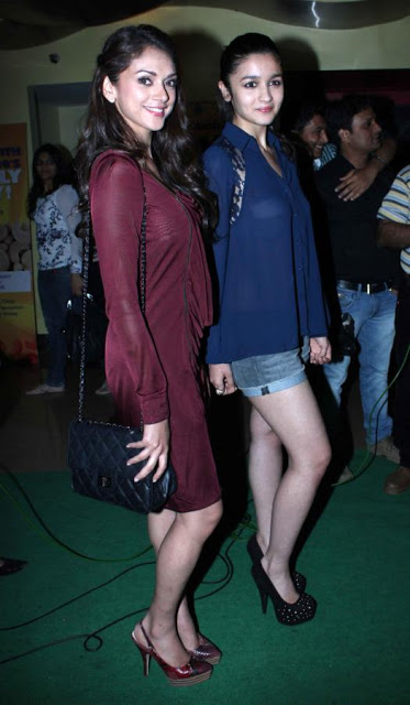 Aditi Rao Hyderi at Murder 3 Movie Special Screening Murder-3-Movie-Special-Screening-14