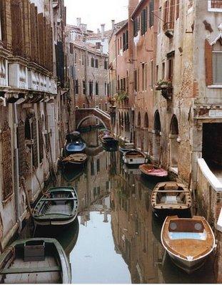 رحلة إلى مدينة القوارب البندقية '' فينيسيا  Venice
