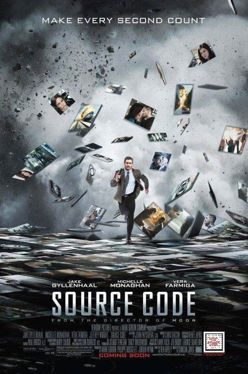 """FILM >> """"Código Fuente (Source Code)"""" Source_code"""
