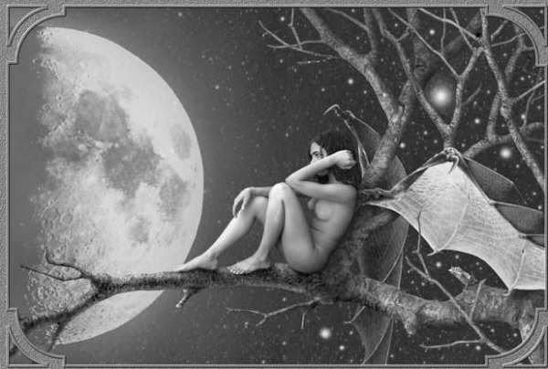 POEMAS SIDERALES ( Sol, Luna, Estrellas, Tierra, Naturaleza, Galaxias...) Luna-y-soledad