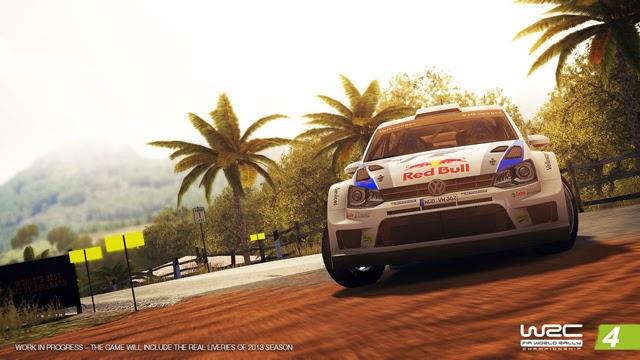 أحصل على اللعبة المذهلة | WRC 4 FIA World Rally | مجانا Game-1382701385