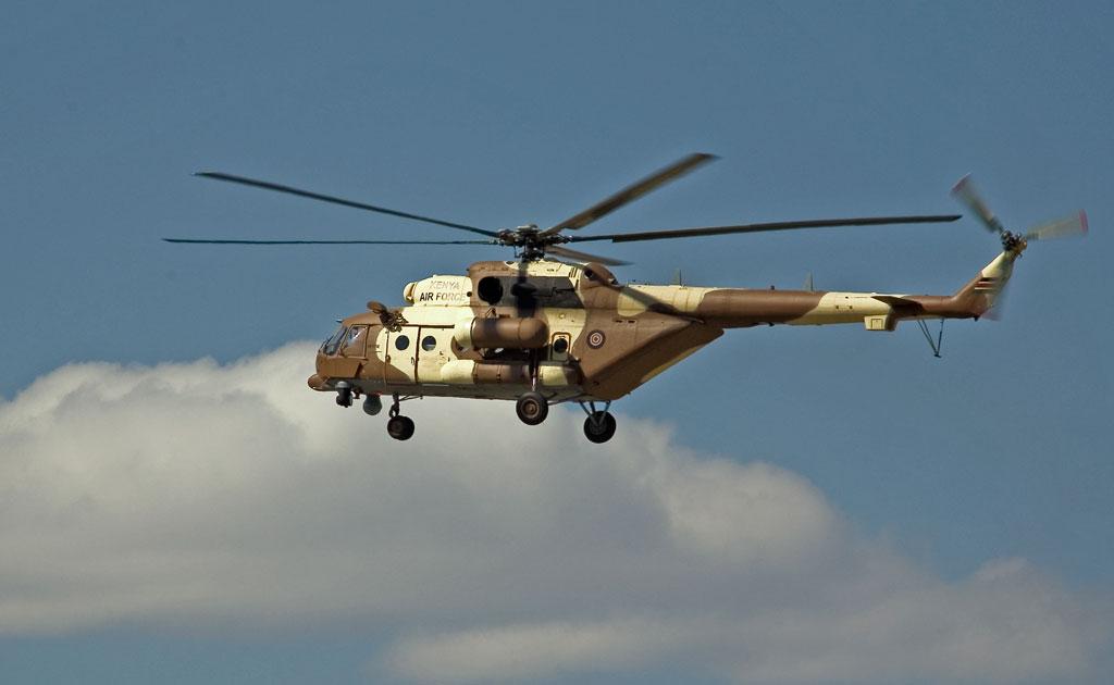 Armée kenyane/Kenyan Armed Forces KENIA%2BMI-171