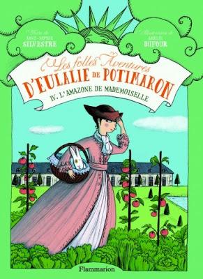 Les folles aventures d'Eulalie de Potimaron d'Anne-Sophie Silvestre Eulalie-de-Potimaron-04