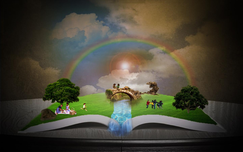 La magia en un libro 6498584libro-magico