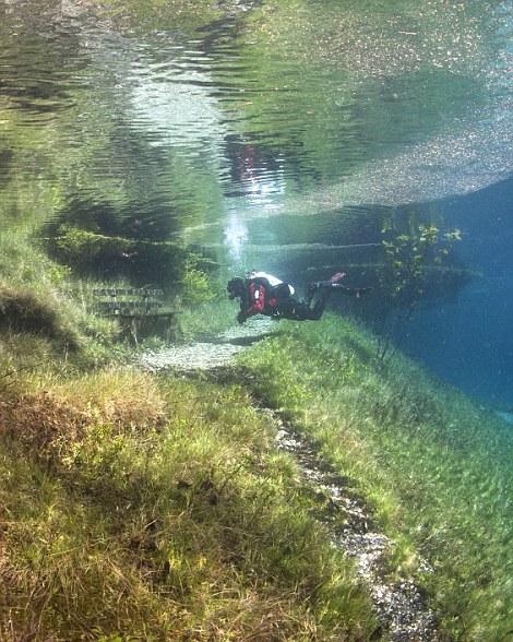 Zeleno jezero 3