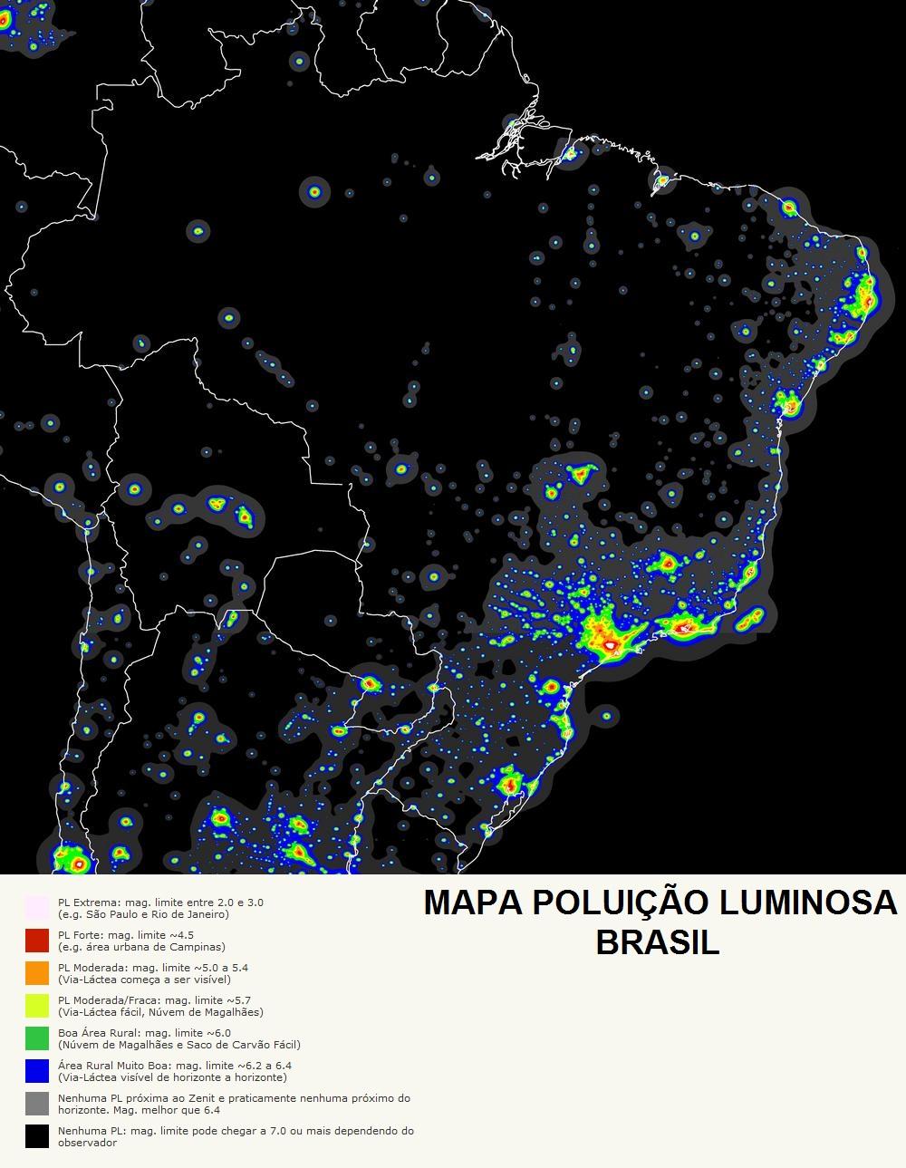 As 10 cidades ideais no Brasil para a observação astronômica. Brazil2___p_l