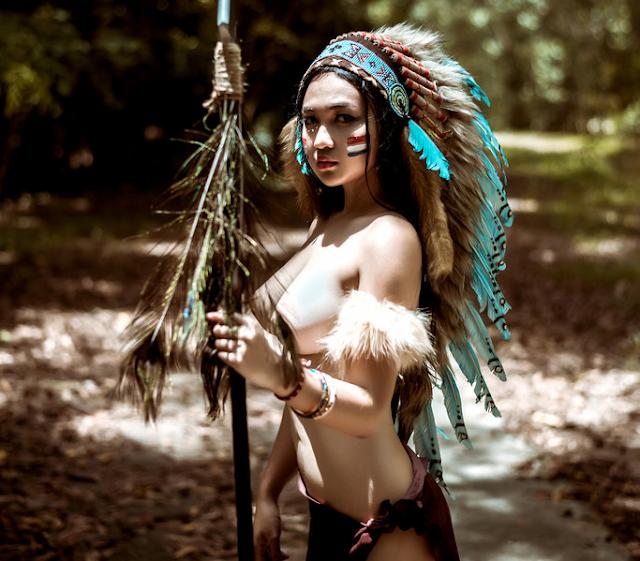 Em gái miền sơn cước Vietnamese-model-Vietnamese-aborigines-girl-model%2B%252810%2529
