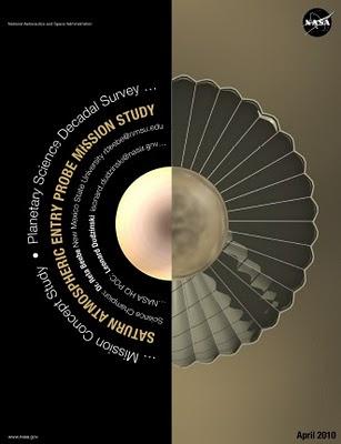 US Planetary Science Decadal Survey 2013-2022. Saturn_probe